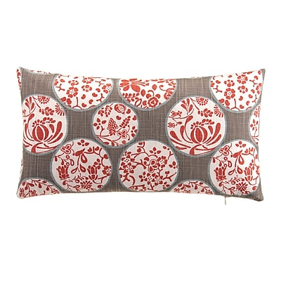 Bloomsbury Market Cambree 100pct Cotton Lumbar Pillow