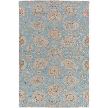 Charlton Home Ivan Hand-Tufted Area Rug; 9' x 13'
