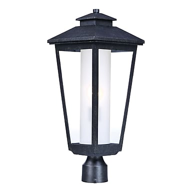 Darby Home Co Becontree Outdoor 1-Light 22.5'' Post Light