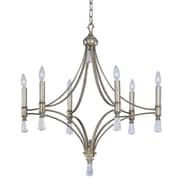 Darby Home Co Beauvallon 6-Light Candle-Style Chandelier