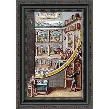East Urban Home 'Astronomer Tycho Brahe' Framed Print; 20'' H x 14'' W x 1.5'' D