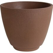 Grower Select Roto Metro 15'' Terracotta Pot Planter