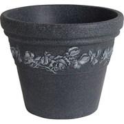 Grower Select Roto Rose Vine 15'' Plastic Pot Planter