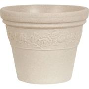 Grower Select Roto Rose Vine 19'' Plastic Pot Planter