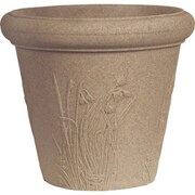 Grower Select Roto Wildflower 19'' Plastic Pot Planter