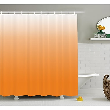 Harriet Bee Fred Sunset House Decoration Shower Curtain; 69'' W x 75'' L