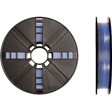 MakerBot – Filament PLA bleu translucide, grande bobine