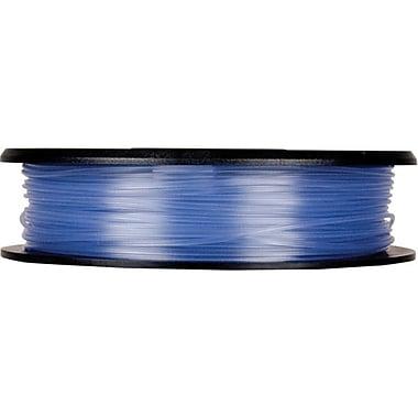 MakerBot – Filament PLA bleu translucide, petite bobine