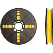MakerBot True Yellow PLA Filament, Large Spool