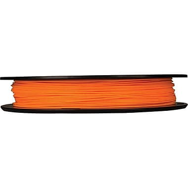 MakerBot – Filament PLA orange néon, grande bobine