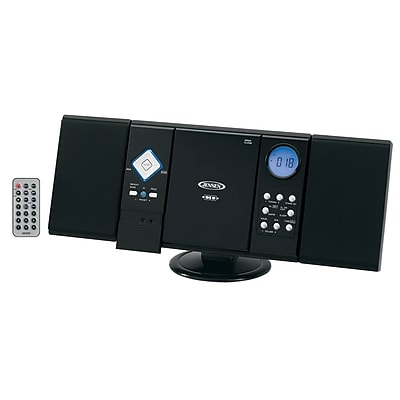Wall Mountable CD System with Radio