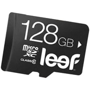Leef LMM10AKW128E1 Class 10 microSD Card with Adapter (128GB)