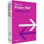 Nuance Power PDF v.2.0 Advanced, Box Pack, 1 User, Non-consignment