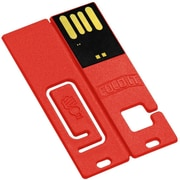 CustomUSB 16GB FoldIT USB 2.0 Flash Drive (B0710-171-16G)