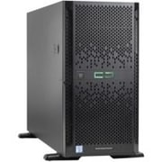 HP ProLiant ML350 G9 5U Tower Server, 1 x Intel Xeon E5-2620 v4 8-Core 2.10 GHz, 8GB Installed DDR4 SDRAM,12Gb/s SAS Controller