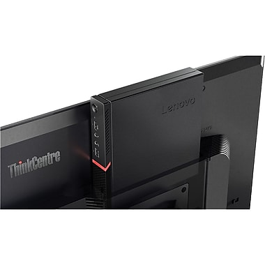 Lenovo ThinkCentre M710q 10MR0049US Desktop Computer, Intel Core i3 (6th Gen) i3-6100T 3.20 GHz, 4 GB DDR4 SDRAM, 500 GB HDD