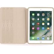 "Griffin Survivor Journey Folio Carrying Case (Folio) for 9.7"" iPad Air, iPad Air 2, iPad Pro, iPad (2017), Gold"