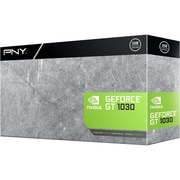 PNY GeForce GTX 1030 Graphic Card, 1.23 GHz Core, 1.47 GHz Boost Clock, 2 GB GDDR5, Low-profile, Single Slot Space Required