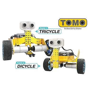 Tenergy Tomo 2-in-1 STEM Robotic Kit