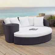 Highland Dunes Dinah Daybed w/ Cushions