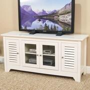 Longshore Tides Verlie 53'' TV Stand; White
