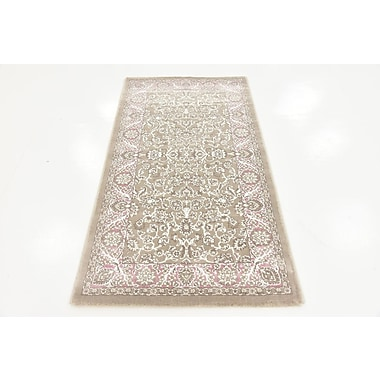 Ophelia & Co. Evadne Rectangle Beige Area Rug