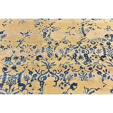 Ophelia & Co. Eris Floral and Plants Beige Indoor/Outdoor Area Rug; 10' x 12'