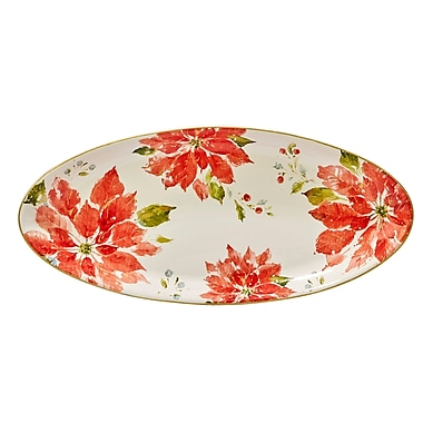 Red Barrel Studio Shillington Oval Platter