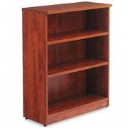 Red Barrel Studio Belle 40'' Standard Bookcase; Medium Cherry