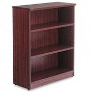 Red Barrel Studio Belle 40'' Standard Bookcase; Mahogany