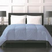 Sharper Image Lightweight Down Alternative Comforter; King
