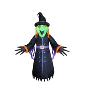 The Holiday Aisle Halloween Inflatable Witch
