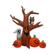 The Holiday Aisle Halloween Inflatable Haunted Tree Decoration