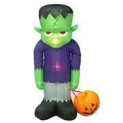 The Holiday Aisle Halloween Inflatable Frankenstein Decoration