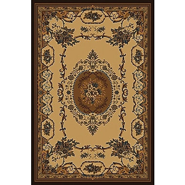 World Menagerie Cherelle Cream Area Rug; Runner 1'11'' x 7'4''