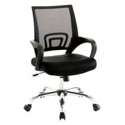 EnitialLab Jengo Contemporary Office Mid-Back Mesh Desk Chair