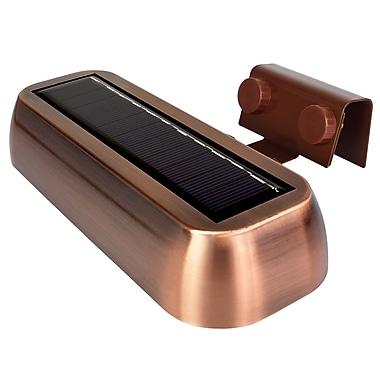 EcoThink Solar LED 1 Light Set Deck, Step, or Rail Light