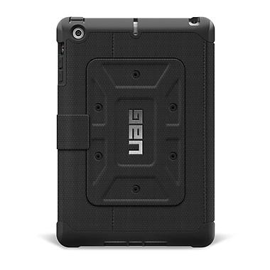 UAG – Étui Folio pour iPadAir 1/2 avec fermeture, noir (UAGIPDAIR2BLKVP)