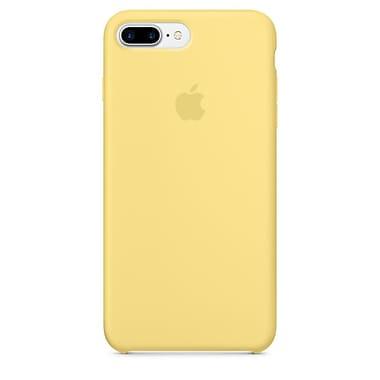 Apple – Étui en silicone pour iPhone 7 Plus, pollen (MQ5E2ZM/A)