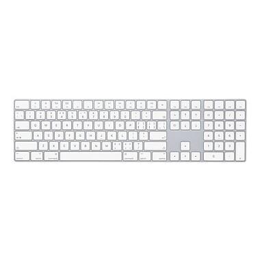 Apple® – Clavier Magic Keyboard avec pavé numérique, chinois pinyin (MQ052LC/A)