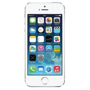 Apple iPhone 5s 16GB Unlocked GSM 4G LTE Dual-Core Phone Refurbished - Silver