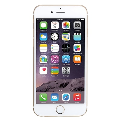 Apple iPhone 6 64GB Unlocked GSM 4G LTE Dual-Core Phone Refurbished - Gold