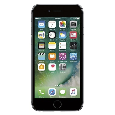 Apple iPhone 6s 16GB Unlocked GSM 4G LTE Dual-Core Phone Refurbished - Space Gray