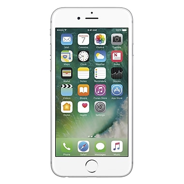 Apple iPhone 6s 64GB Unlocked GSM 4G LTE 12MP Cell Phone Refurbished - Silver