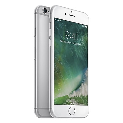 Apple iPhone 6s 16GB Unlocked GSM 4G LTE 12MP Cell Phone Refurbished - Silver
