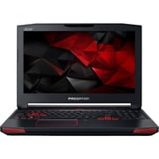 "Refurbished Acer Predator Notebook, G9-592-79Y8, 15.6"", 2 TB HDD + 512GB SSD, 64 GB Ram, 2.6 GHz Core i7-6700HQ, Win 10"