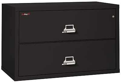 Fire King Lateral 2 Drawer 44
