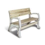 Freeport Park Mya AnySize Natural Chair/Bench Kit