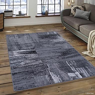 Latitude Run Keeler Shadow Area Rug; 7'10'' x 10'