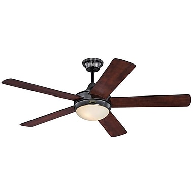 Red Barrel Studio Zander 52'' Reversible Five-Blade Indoor Fan